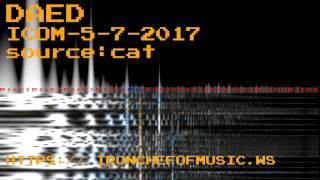 IronChefOfMusic source cat artist daed track ICOM-5-7-2017