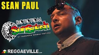 Sean Paul - Infiltrate / Deport Them @ Rototom Sunsplash 2014 [8/20/2014]