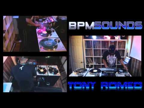 TONY ROMEO FREESTYLE VINYL MIX VOLUME 4