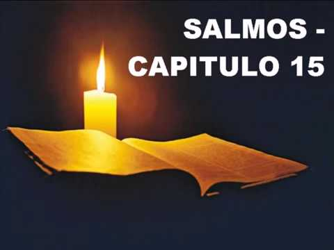 SALMOS CAPITULO 15