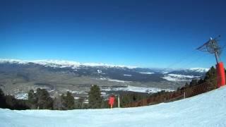 Visitamos la Estación de Esquí de Cambre d'Aze