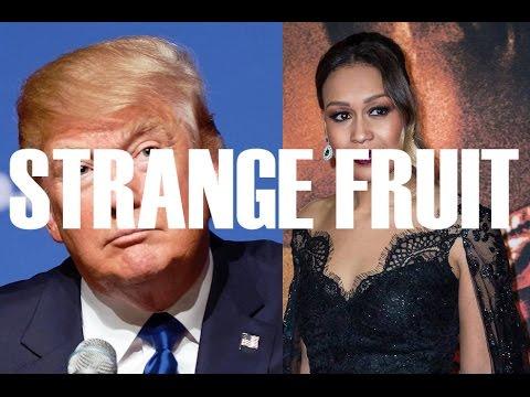 STRANGE FRUIT~ORIGINAL VERSION (that song Rebecca Ferguson wants to sing)