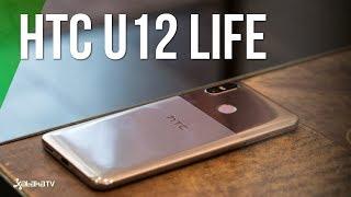 HTC U12 Life, primeras impresiones: adiós a Android One con Sense