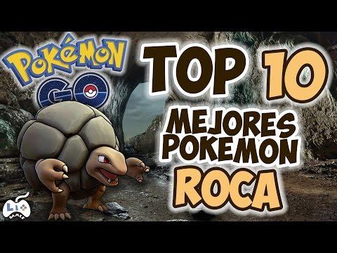 Pokemon GO – Top 10 mejores Pokemon de Roca [LioGames]