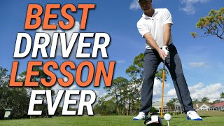 The Only Driver Lesson You'll Ever Need