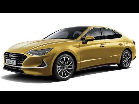 Sonata 2020 -Vazou fotos do novo modelo