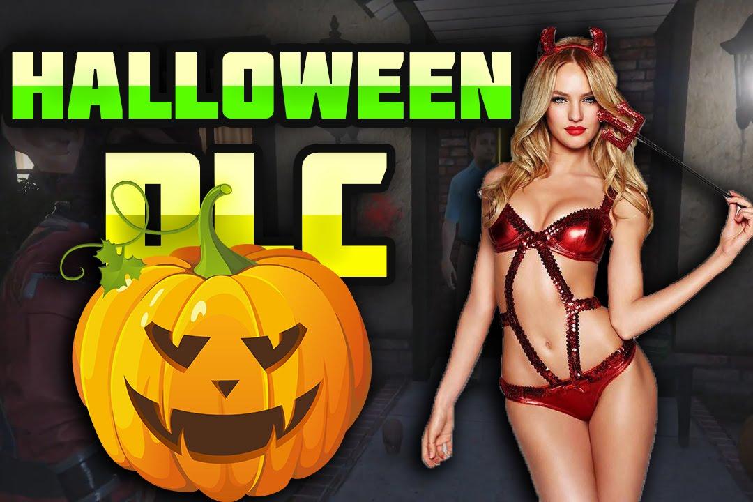 gta 5 halloween update costumes decorations dlc concept gta 5 online dlc update