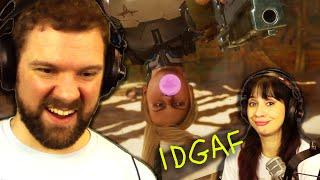 Mortal Kombat 11 Endings | Cassie did WHAT? (nothing)