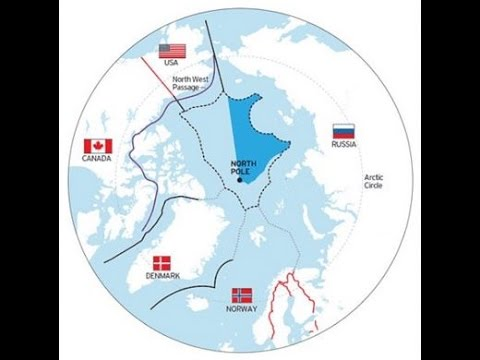 Russia and China to Join Forces in the Arctic, Military Bases and Routes in Tow