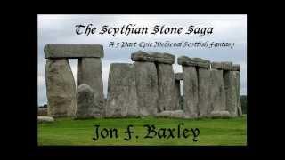 The Scythian Stone Saga Book Trailer