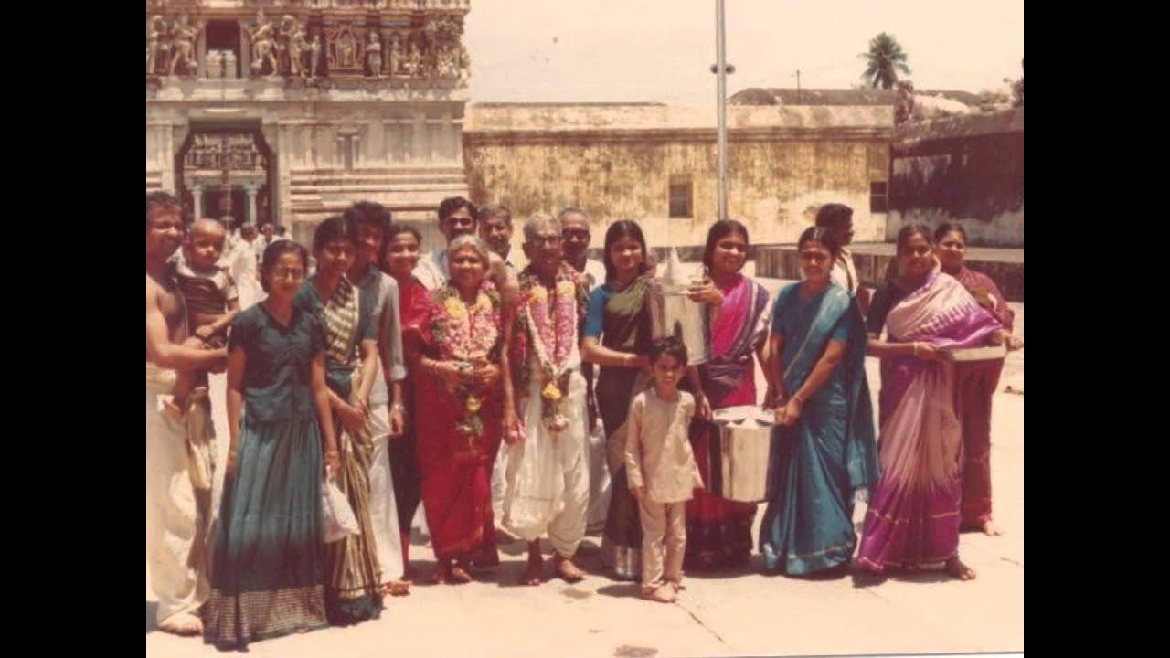 Life of my Father, V. Krishnan - YouTube