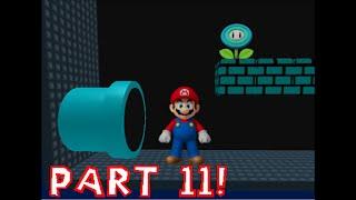Gambar cover World 11 - Boo's Mansion