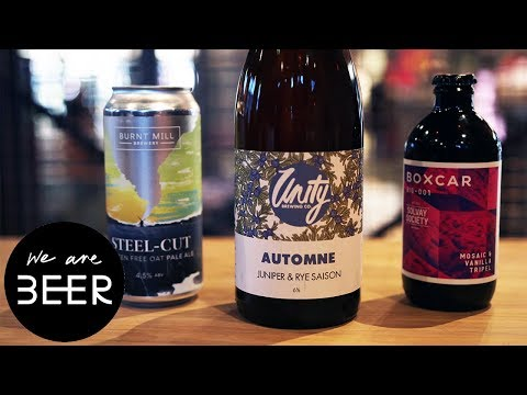 Picking The Winners For We Are Beer's Raise The Bar 2018 #ad | The Craft Beer Channel