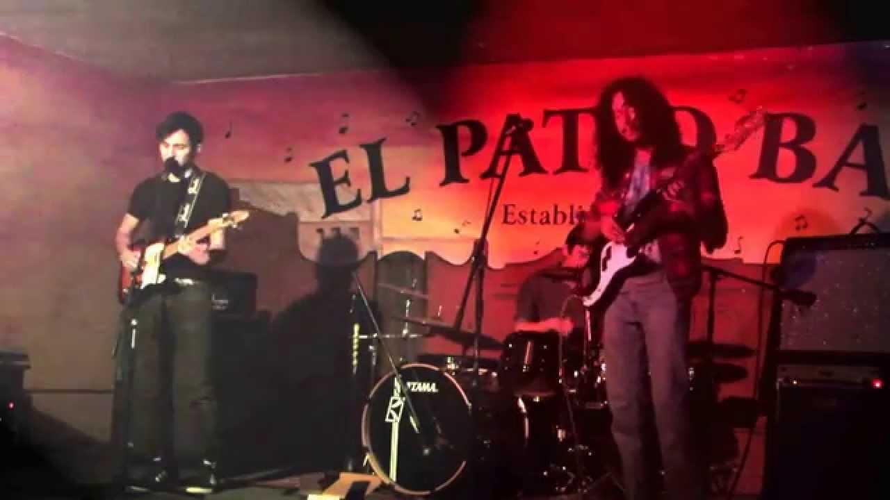 Amazing  U003dPAUL MIKIO HECTORu003d  LIVE At El Patio Bar