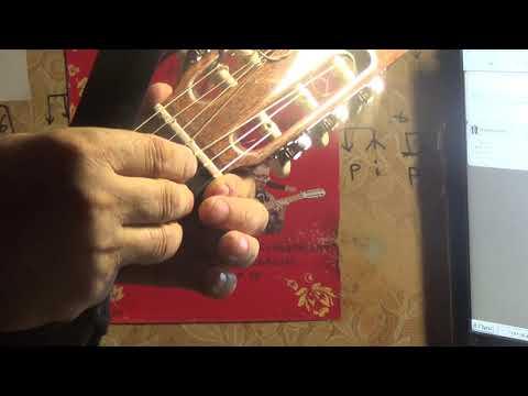 Ширина грифа гитары