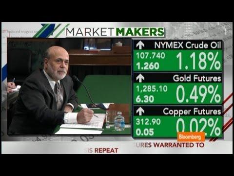 Bernanke: No One Understands Gold Prices