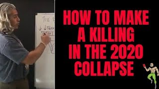 ECONOMIC COLLAPSE NEWS: HOW TO MAKE A KILLING IN THE 2020 COLLAPSE OF THE CENTURY WITH LITTLE MONEY