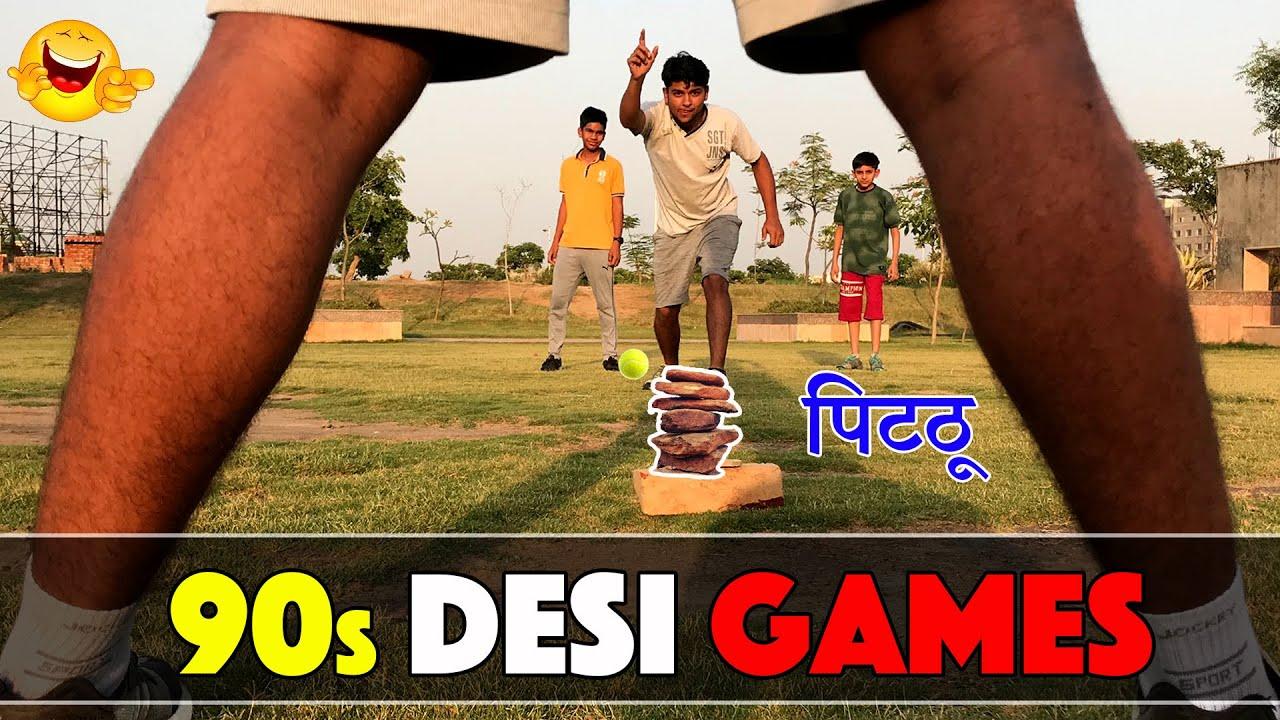 Download Types of 90s Desi games | Funny video 2019 | Abhishek kodan