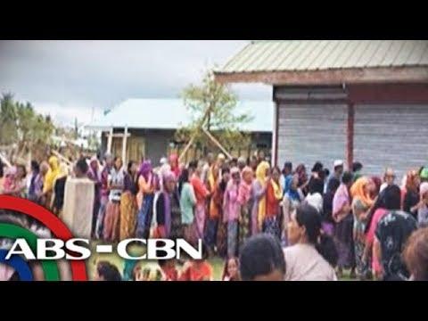 TV Patrol: Pinsala ng 'Vinta' sa Palawan: 37 patay, 60 nawawala