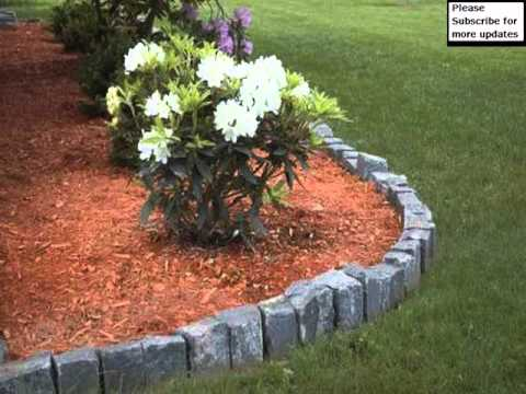 Beautiful Pics Of Best Garden Bed Edge | Landscape Edging Stone
