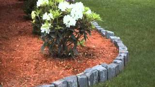 Gambar cover Pics Of Best Garden Bed Edge | Landscape Edging Stone