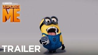 Despicable Me - Teaser Trailer #3 - Illumination