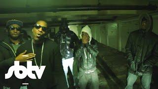 Ratlin, Skore Beezy, Shak Corleone & Matt Milla | Ain't On Nuttin (g-mix) [music Video]: Sbtv