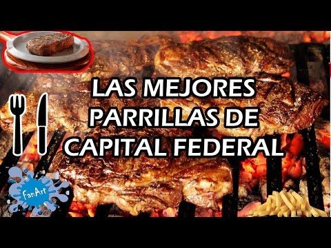 LAS MEJORES PARRILLAS DE CAPITAL FEDERAL // FanArt