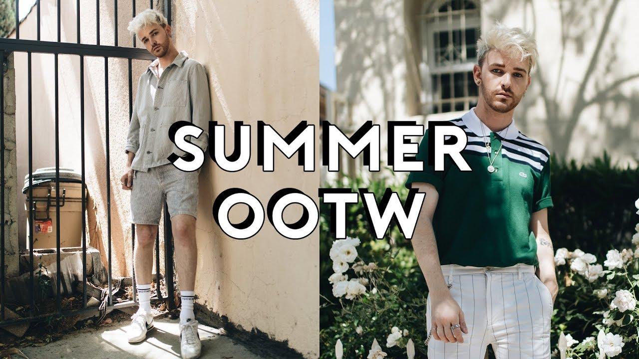 SUMMER OUTFITS OF THE WEEK (2018 LOOKBOOK) // Imdrewscott 9