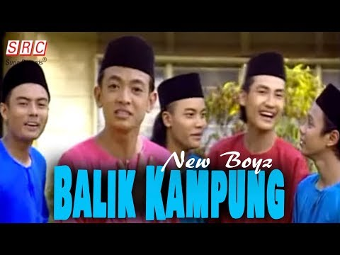 New Boyz - Balik Kampung (Official Music Video - HD)