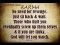 IS KARMA REAL?