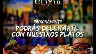 Elixir Gastro bar