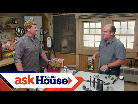 How to Work with Gas Pipes | Ask This Old House