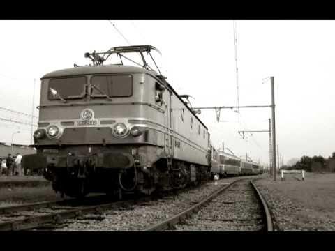 sncf locomotive cc 7100 7102 youtube. Black Bedroom Furniture Sets. Home Design Ideas