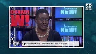 33 Days After Criminal Abduction: Sowore's Wife Speaks, Demands Release Of Husband