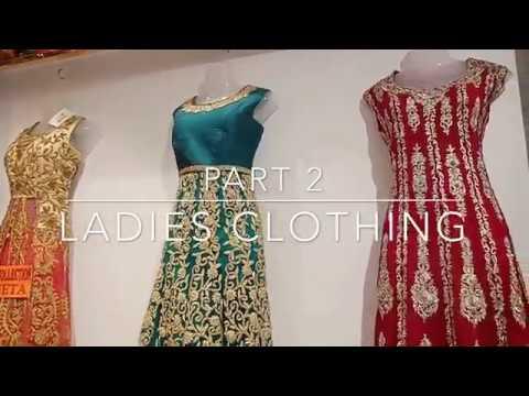 வ்லோக்  // Vlog - Part 2 - Exploring Saravana Stores, the Legend // Clothing Section - in tamil