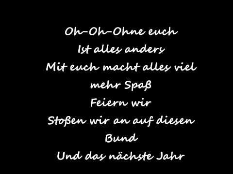 Glasperlenspiel Freundschaft Lyrics