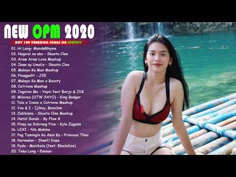 Top 100 Trending OPM Mashup Love Songs 2020 - Araw Araw Love, Hi Leng, Catriona, Ivana, Tala...