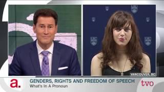Genders, Rights and Freedom of Speech - #FreeSpeech Hero Dr. Jordan B. Peterson