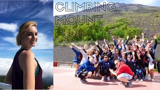 Japan Vlog #3- Climbing Mount Fuji, Visiting The Great Buddha, Staying in a 5 Star Spa & more!