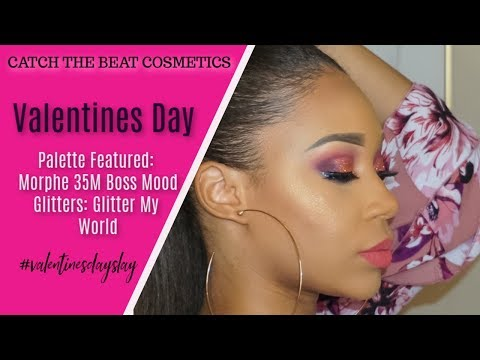 Valentines Day Look - Morphe 35M