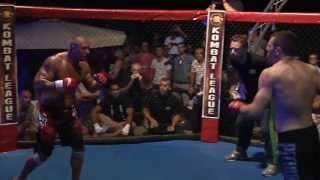 Mattia Schiavolin vs Franco De Martiis MMA -93 kg UFC rules European title fight Kombat League