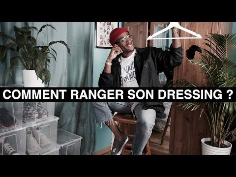 COMMENT BIEN RANGER SON DRESSING ?