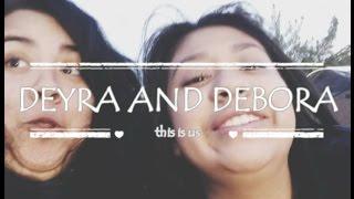 this is us: deyra and debora | the chuntis