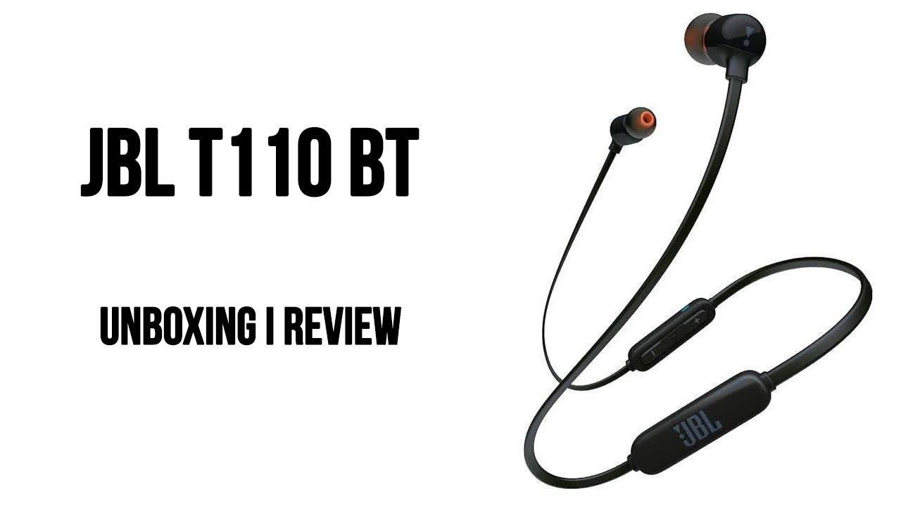 JBL T110 BT bežične slušalice - Unboxing i Review