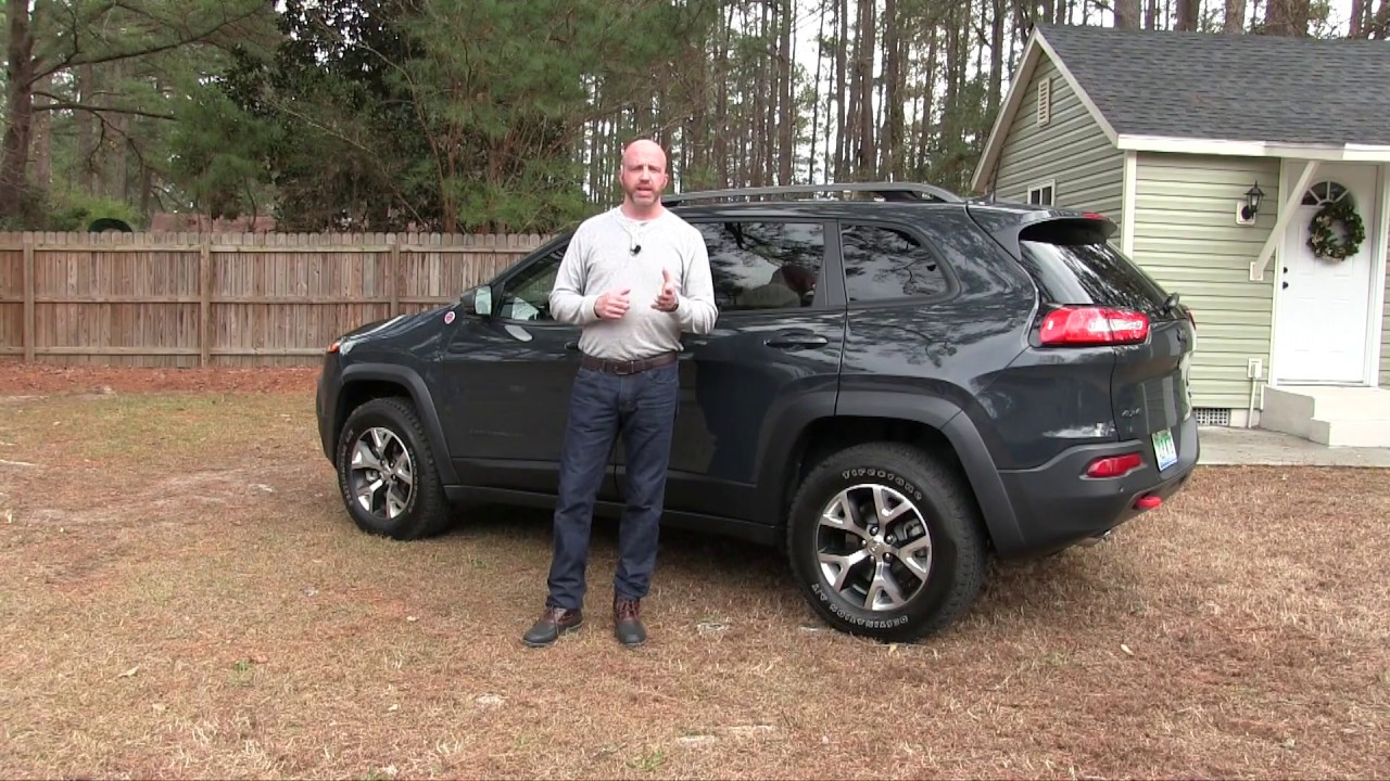 2017 Jeep Cherokee Trailhawk In Depth Review