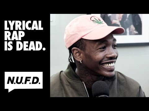 Dizzy Wright's View on Lyrical Rap | Not Up for Debate