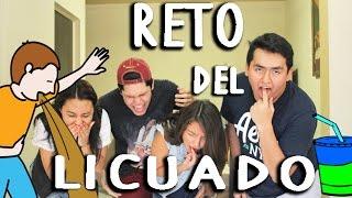 RETO DEL LICUADO | Smoothie Challenge Thumbnail