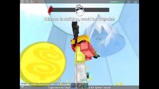 Roblox Boss Battle Minigames - Blizzeta Battle