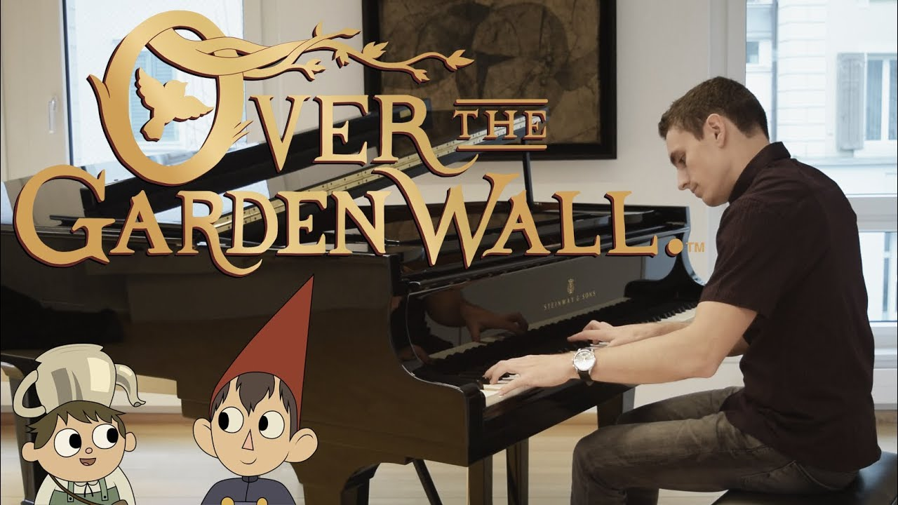 Over The Garden Wall Piano Medley Chords Chordify